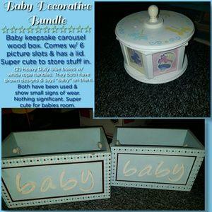 Baby Decorative Bundle